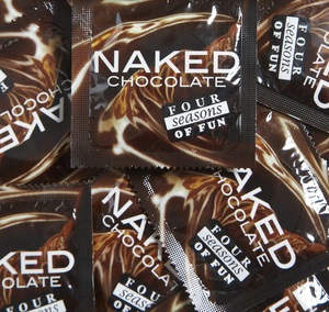 Four Seasons Naked Chocolate Condoms Wholesale