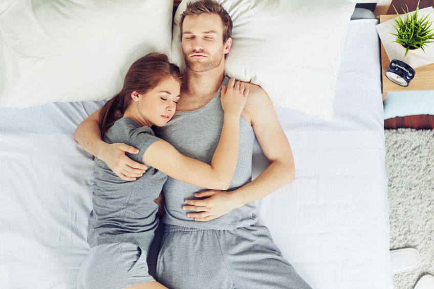 The Pros and cons of Sleeping Separately